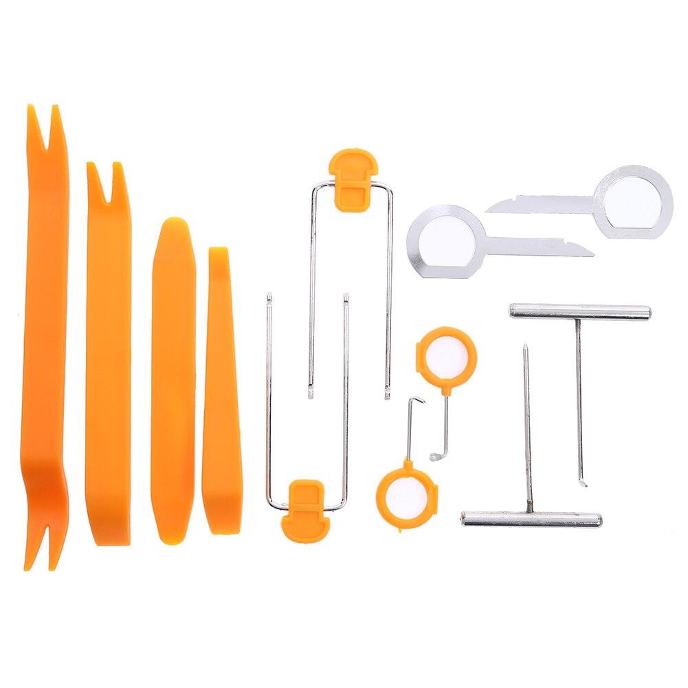 Automobile Audio Door Clip Panel Trim Dash DVD Radio Removal Car Pry Tool Set 2020