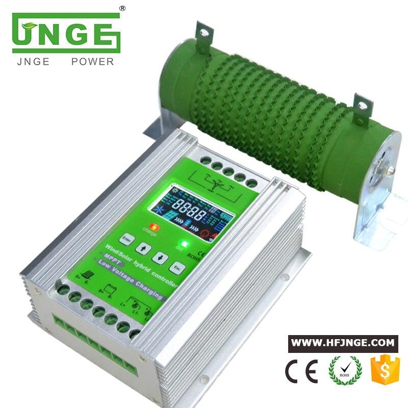 جهاز التحكم بالشحن الهجين بالطاقة الشمسية ، 300 واط-3000 واط ، 12 فولت 24 فولت 48 فولت ، مع واي فاي جي بي آر إس ، عرض رائع
