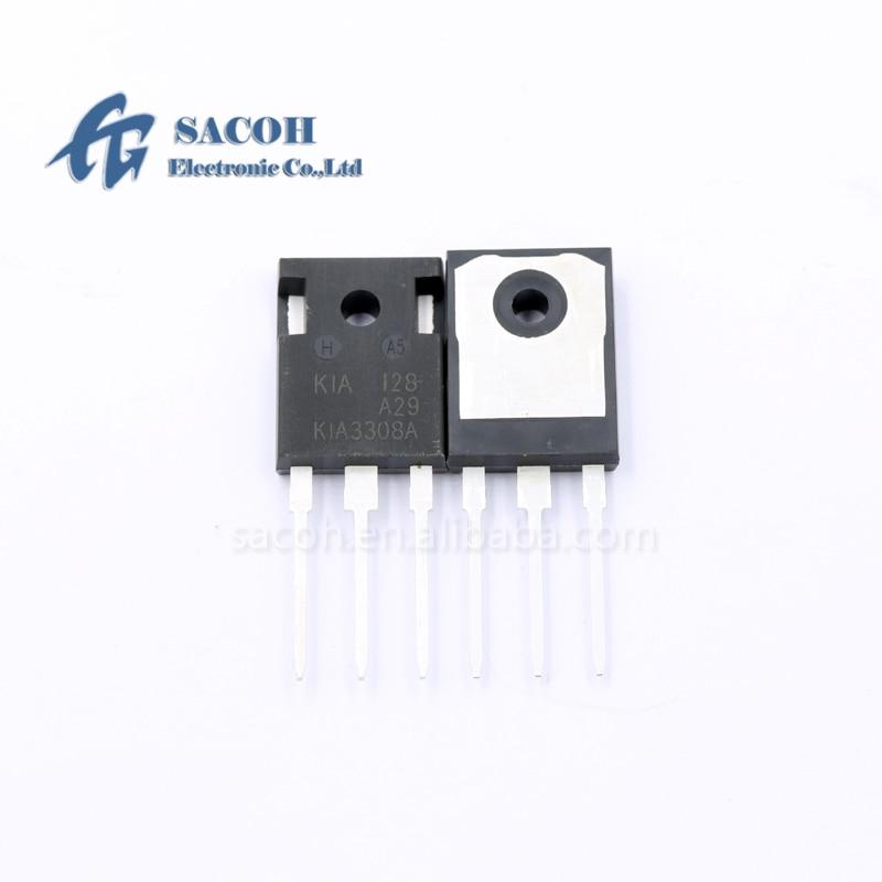 10 шт., МОП-транзистор KIA3308A или KIA3308AM или KIA3308B или KNB3308A или KNB3308B TO-247 80A 80 в
