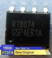 10pcs/lot Imported Brand New Original RT8074 RT8074GSP New Original Power Management Chip SOP-8