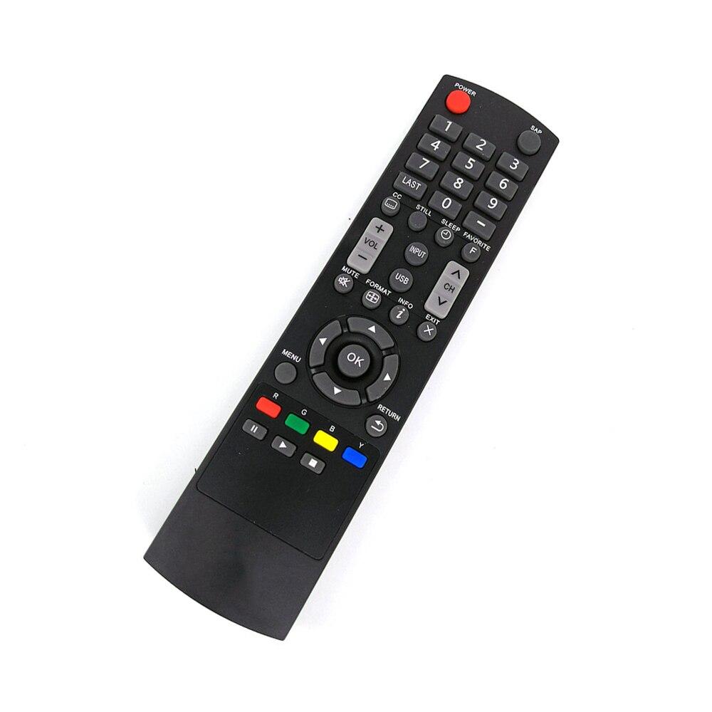 Nuevo reemplazo de Control remoto para Panasonic TV TZZ00000001A TZZ00000002A TZZ00000005 TZZ00000006A TZZ00000007A