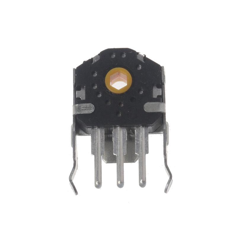 1PC Original TTC 9mm Yellow Core Mouse Encoder Decoder for Deathadder SENSEI RAW G403 G703 Fk mini P501 long lifetime LX9A