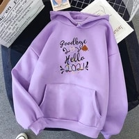 new hot sale womens hoodie fun 2021 letter print femme hoodie winter fashion harajuku camiseta mujer sweatshirt tops wholesale