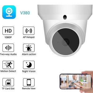 V380 Pro WiFi ip camera 1080P PTZ IP Camera WiFi V380 Wireless CCTV Camera Smart Home Security Night Vision Indoor 2MP Camera