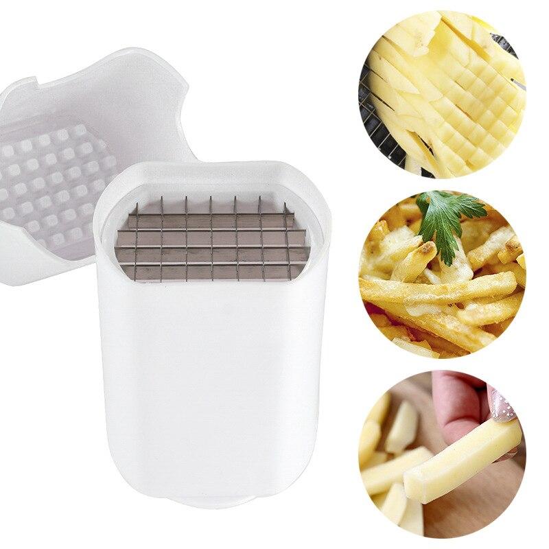Чипы запарник для приготовления картофеля Чиппер картофеля Овощной картофель фри резак чипы для овощей картофеля Чоппер яблоко вафельные ...