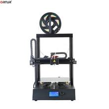 Ortur Factory Ortur-4 V1 High Speed High Precision Linear Guide Rail Metal 3D Drucker Large Print Size Multi-function 3D Printer