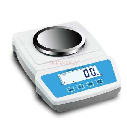 Laboratory electronic balance scale 0.01g high precision electronic scale 0.001 analytical balance precision jewelry scale