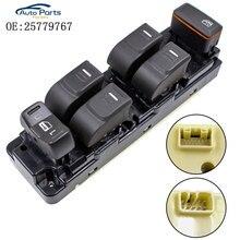 Nuovo Fronte di Sinistra Side Master Electric Power Finestra di Controllo Interruttore Per GMC Canyon Chevrolet Colorado Hummer H3 H3T 25779767