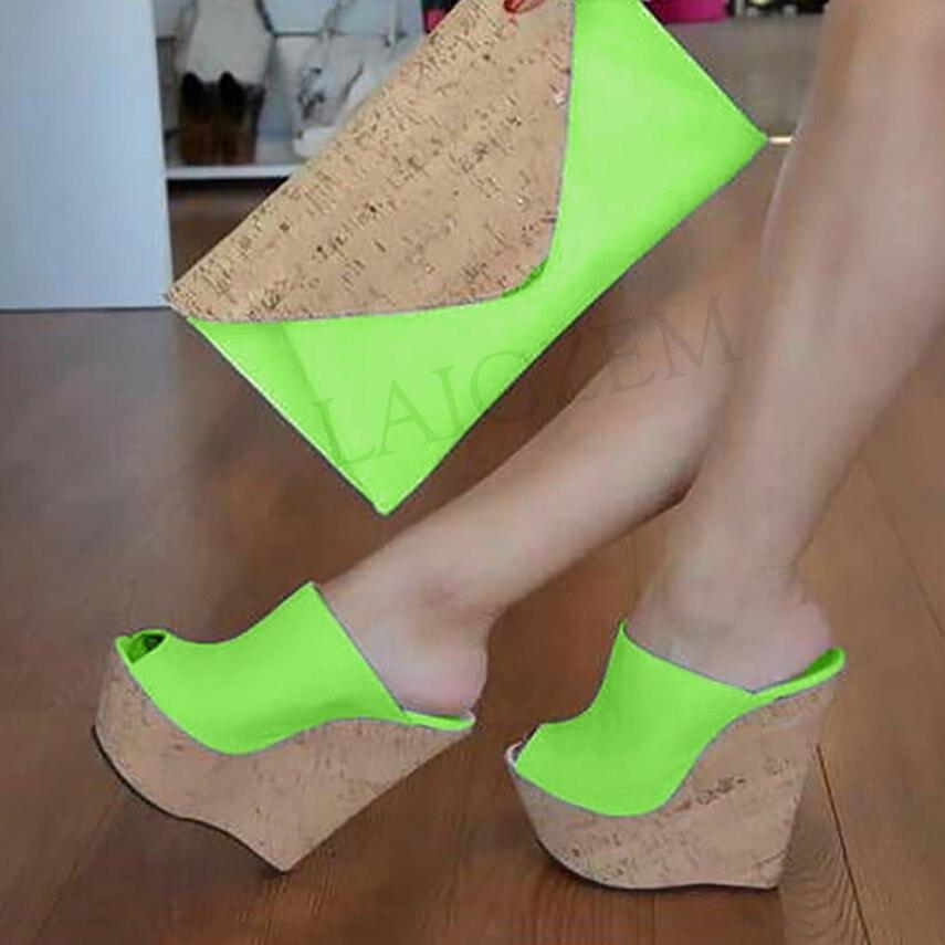 BERZIMER plataforma con-Sandalias de tacón alto para Mujer, zapatos de tacón, talla...