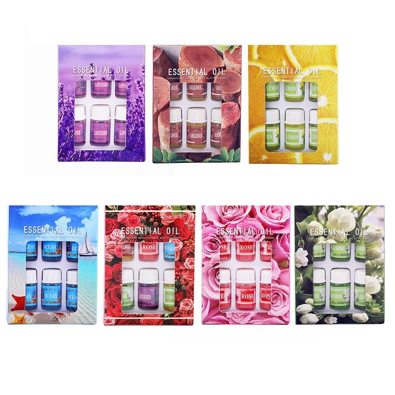 Essential Massage Oils Rose Lavender Essential Oils For Aromatherapy Diffusers Massage Fragrances Le