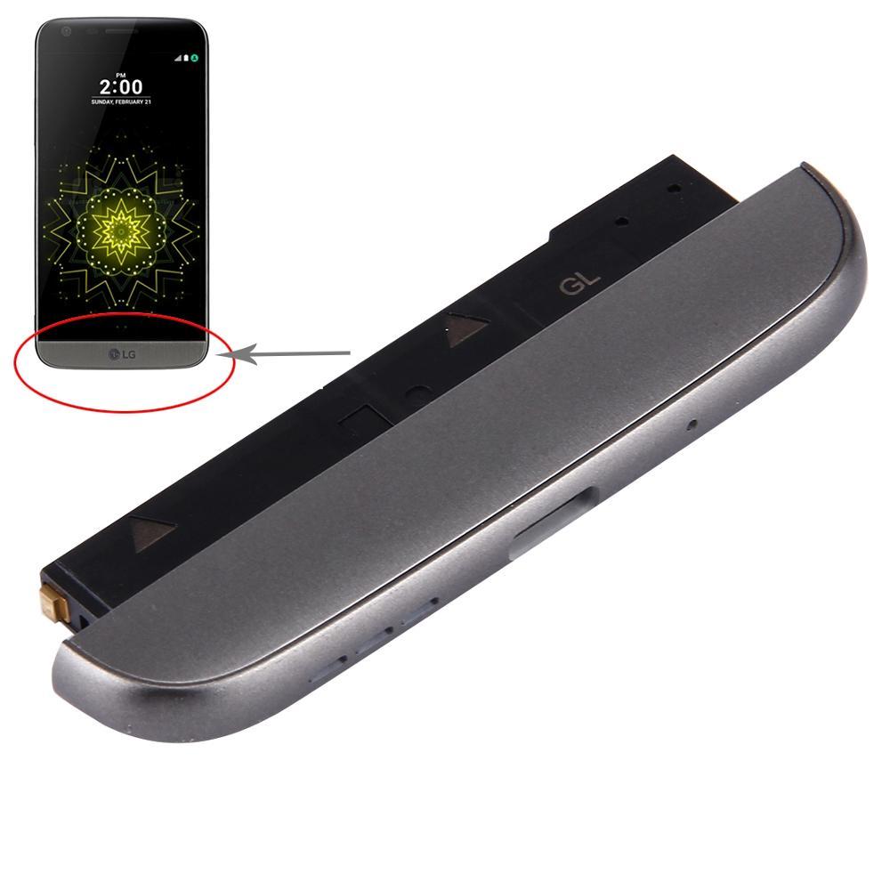Módulo inferior (base de carga + Micrófono + timbre de altavoz) para LG G5/H840/H850/H845