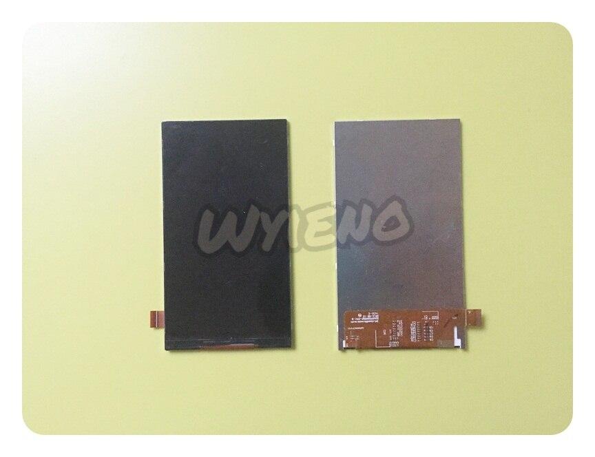 Wyieno probado pantalla para Explay Tornado pantalla LCD (no panel sensor con pantalla táctil) + número de seguimiento