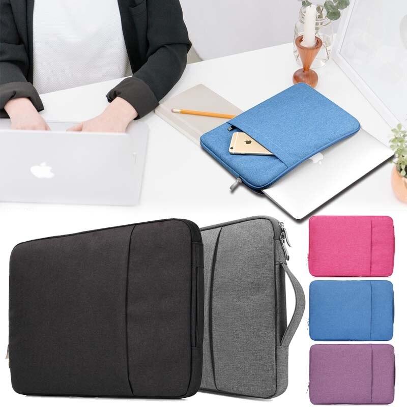 Laptop Bag for Apple Macbook Pro 13 A2338 A1278 A1278 A1425 A1989/Air 11 A1370 A1465/Pro 15 A1990 New Anti -cratch Computer Bag