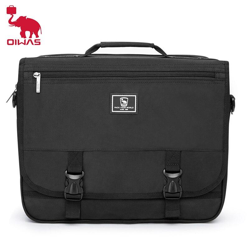 oiwas men Oiwas Multifunction Laptop Crossbody Bag For Men Sling Shoulder Messenger Bags Waterproof Travel Bussiness Handbag Good Quality