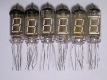 Tubos fluorescentes para IV-11 6 iv11 tubos VFD nuevos tubos fluorescentes digitales NIXIE