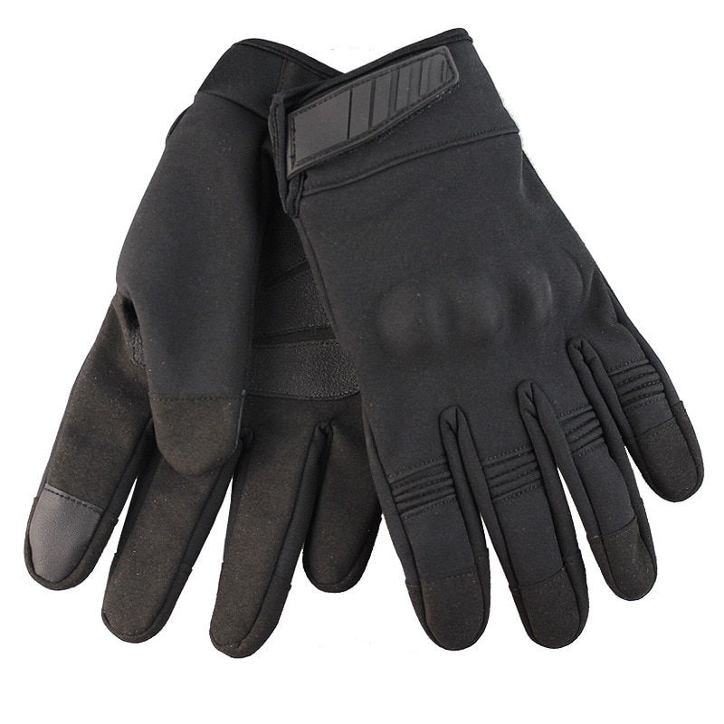 Wind Proof And Waterproof Tactical Warm Gloves Outdoor Motorcycle Riding Anti Slip Protection Wear Resistant enlarge