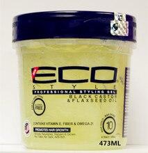 Eco Hair Styler Styling olive oil Gel 473ml