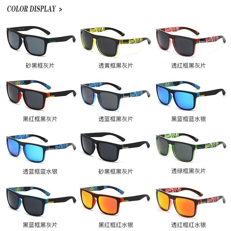 Новые поляризованные очки для мужчин и женщин, мужские очки для рыбалки, солнцезащитные очки, очки для кемпинга, спортивные солнцезащитные ...