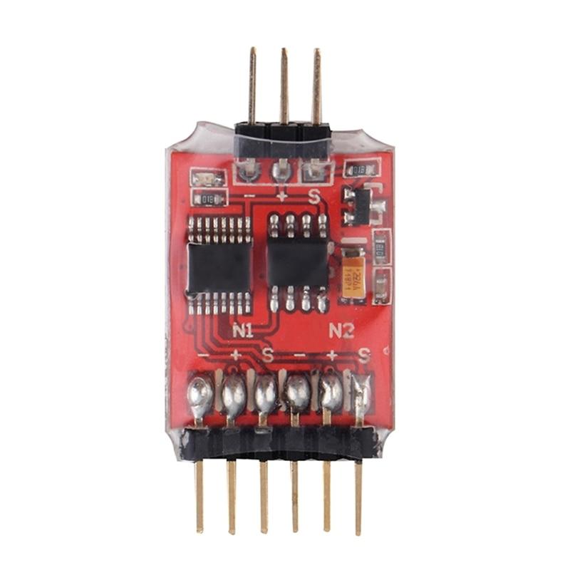 5.8G 3 Channel Video Switcher Module 3 Way DV AV Switch Unit Electronic Trigger Shutter for PWM Control Transmitter FPV Camera