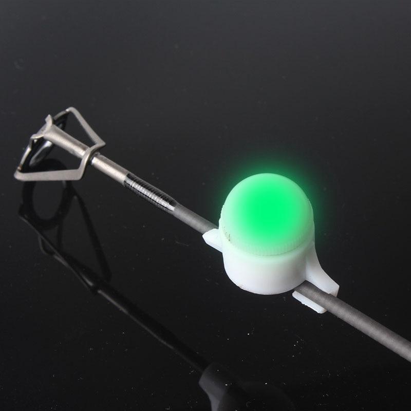 דיג אזעקת ביס עם סוללה אלקטרוני ביס איתות מכשיר דיג אזעקת מוט טיפ קרפיון דיג בלילה אור מחוון ביס