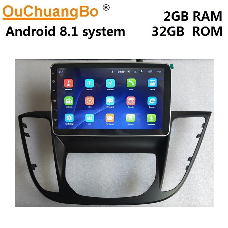 Ouchuangbo reproductor multimedia GPS radio para el Sudeste DX7 soporte android 8,1 mp3 2GB RAM 32GB ROM