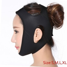 NEW S-XL Double Chin Face Bandage Slim Lift Up Anti Wrinkle Mask Strap Band V Face Line Belt Women S