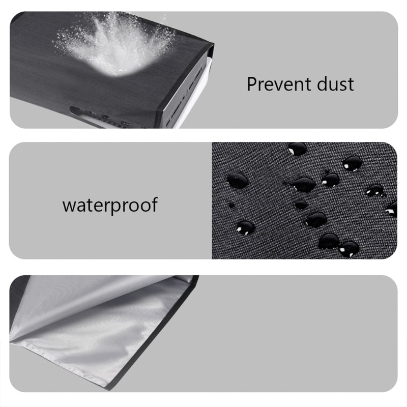 Host DustProof Cover Skin Soft Protector Sleeve for PS5 Play-station 5 Optical Drive and Digital Version Console N1HD enlarge