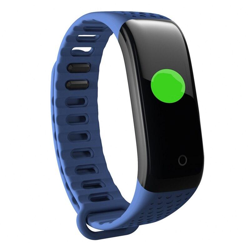 Z6 inteligente reloj multifunción presión arterial ritmo cardíaco deportes reloj paso a paso Control de natación recordatorio impermeable