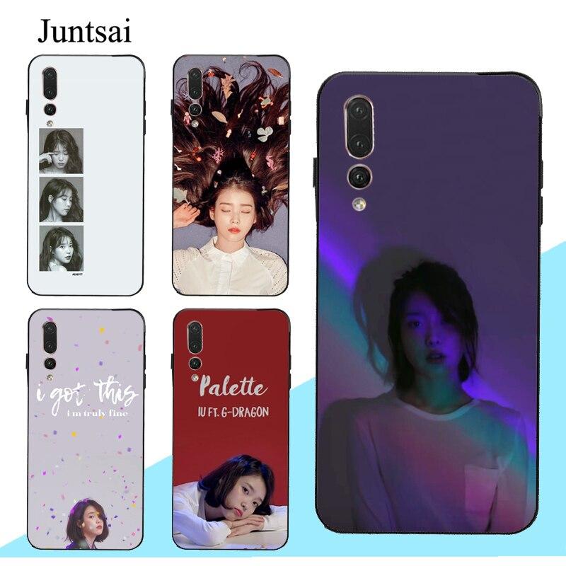 Ui paleta Lee Ji Eun para Huawei P30 P40 P20 P10 Pro Lite Mate 10 20 30 Lite P Smart 2019 Z