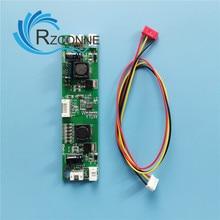 Inversor LED placa controladora CC Placa de retroiluminación de TV soporta 26 ''-65'' entrada DC 12V 10-28V