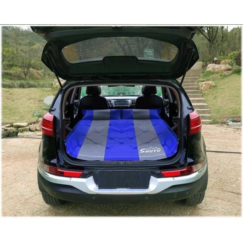 Cojín de aire de viaje para coche, cama inflable, cosido a mano para coche Subaru Tribeca 2007-2011