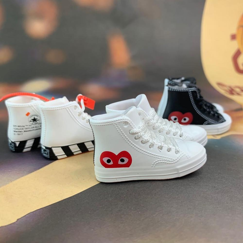 AliExpress - BJD Doll Accessories  Sneakers PVC Doll Shoes 1/6 BJD Doll shoes