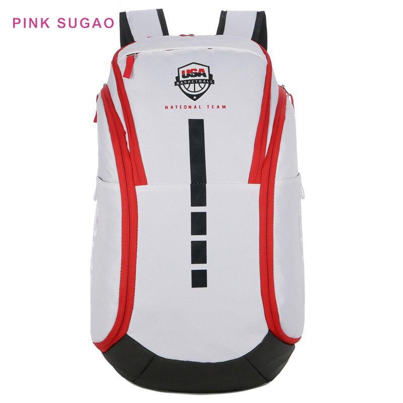 Pink Sugao nylon backpacks travel backpack fashion bookbag large backpack weekend bag outdoor men backpacks laptop backpack new