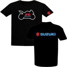 2019 nouvelle mode Suzuki GSX R Motorsport équipe Logo T-shirt hommes coton à manches courtes personnalisé t-shirts T-shirt taille européenne XS-XXL