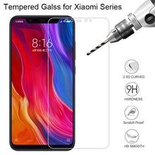 Szkło hartowane do Xiaomi Pocophone F1 szkło hartowane do Xiaomi Mi A2 Lite Mi5X Mi6X Mi8 SE szkło na Mi A1 uwaga 3 Mix 2