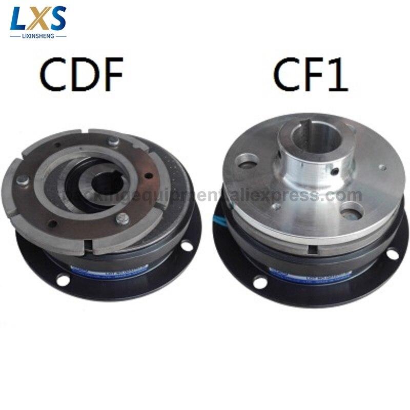 Электромагнитный клатч CF1, упаковочная машина с алюминиевым сиденьем CF10S6AA (dia15)