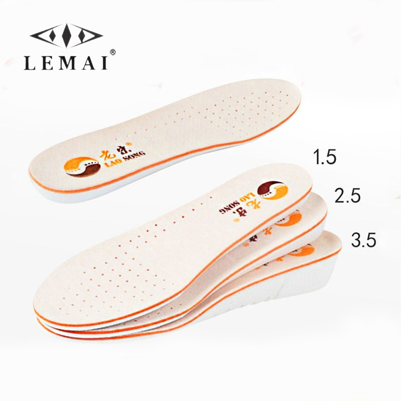 5 pairs health deodorant insoles light weight shoes pad absorb sweat breathable mesh cloth shoe inserts men women LEMAI Unisex Height Increase Insoles Soy Fiber Sweat-absorbent Deodorant Breathable Shoe Pad Inserts Foot Care Pad for Women