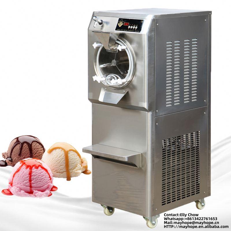 Relé de microprocesador suave y máquina de helado con CE