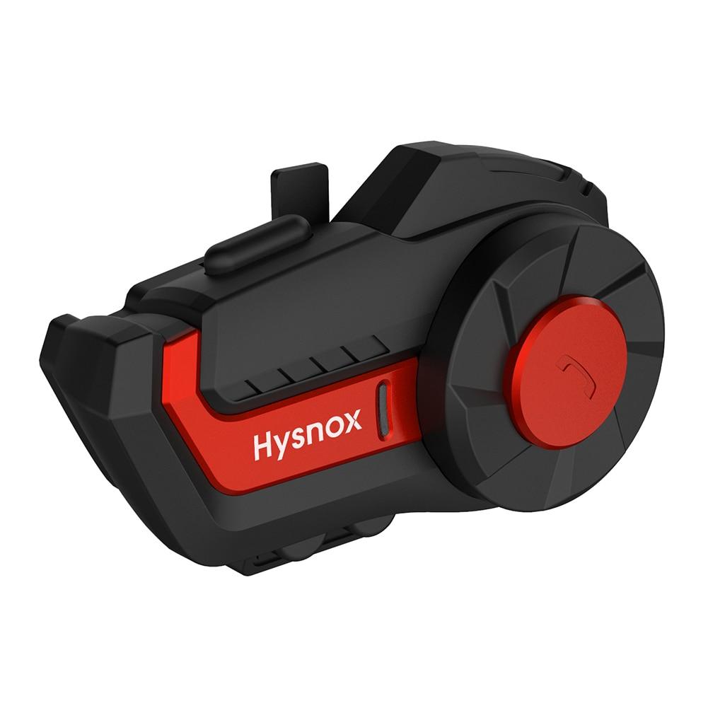 HY-01 للدراجات النارية إنترفون سماعة خوذة 1000 متر ل 3 الدراجين مقاوم للماء BT اللاسلكية إلغاء الضوضاء خوذة البيني