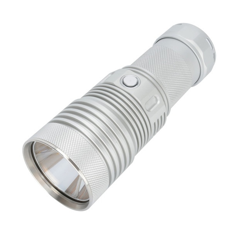 HaikeLite MT07S XHP70.2 nuevo interruptor 5000LM CW brillante largo alcance LED linterna 500M linterna foco lámpara de emergencia