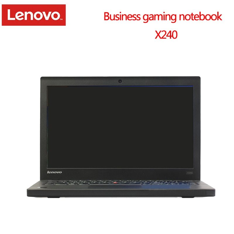 Used Gaming Laptop Lenovo ThinkPad X240 Notebook Computers 4GB Ram Laptop 12.5 Inches Win7 English System Diagnosis Pc Tablet