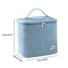 Mummy Breastmilk Cooler Bag Portable Baby Bottles Bag Thermal Insulation Bags 03KD