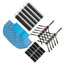 Offre spéciale Robot aspirateur vadrouille chiffons brosse filtre pour ECOVACS DEEBOT OZMO Slim 10 Robot aspirateur chiffons pièces accessoire
