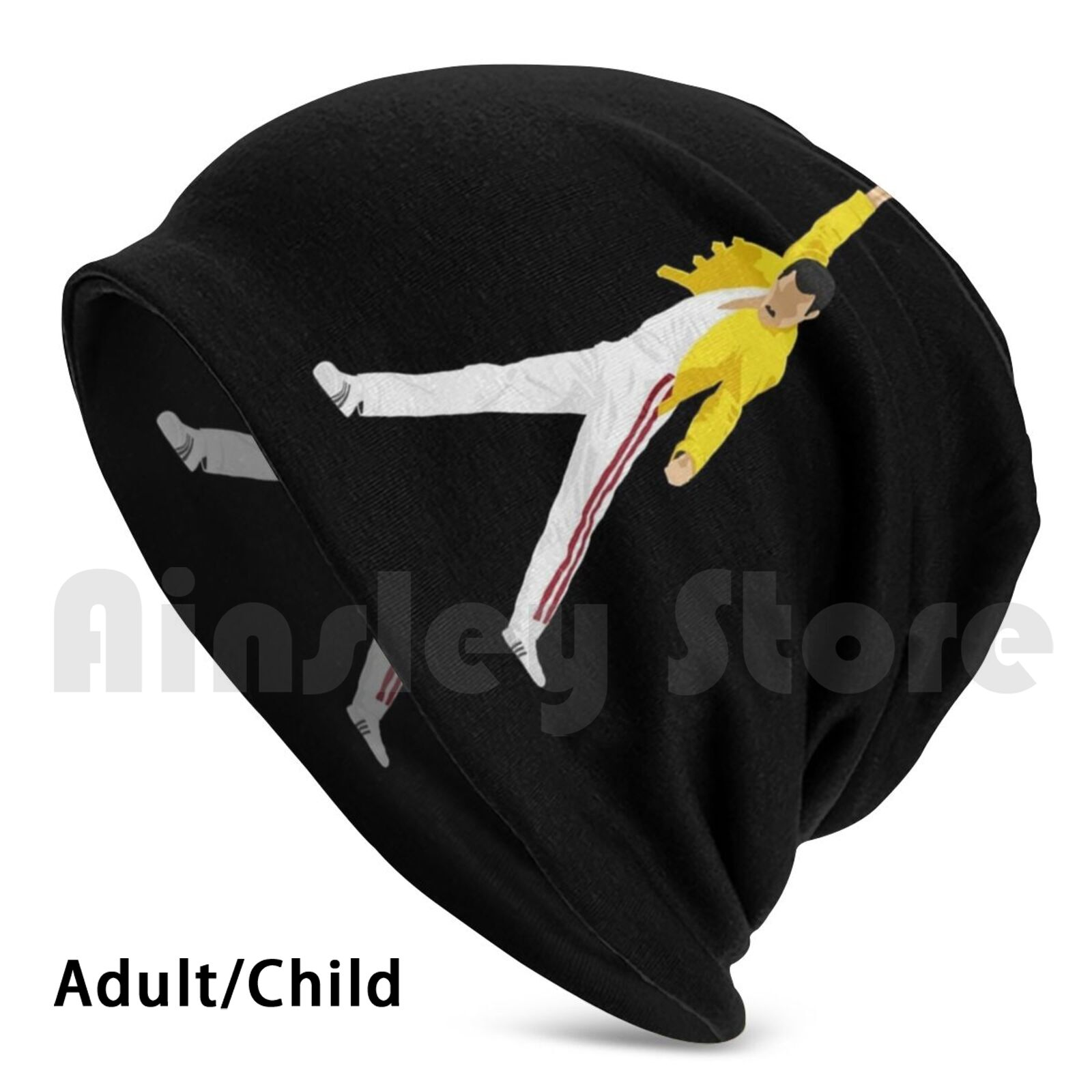 Freddie Hat 3267 Hat Pastryho Freddie Brian May Roger Taylor Queen We Are The Music
