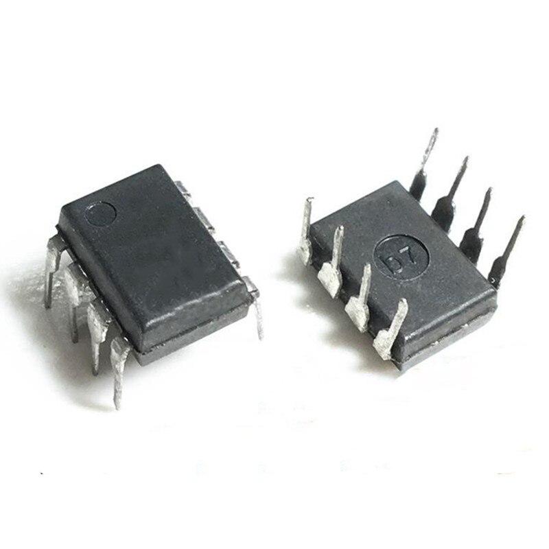 20 adet LM358 LM35P LM358N DIP operasyonel amplifikatör çift DIP-8