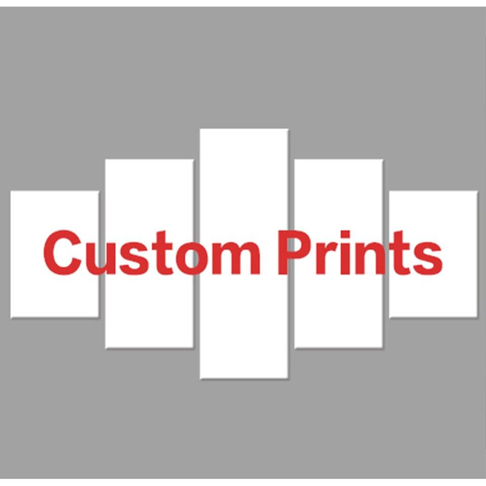 2020 toile HD imprime peintures Wall Art décor à la maison 5 pièces bienvenue livraison directe en gros nous pouvons fournir toutes les images