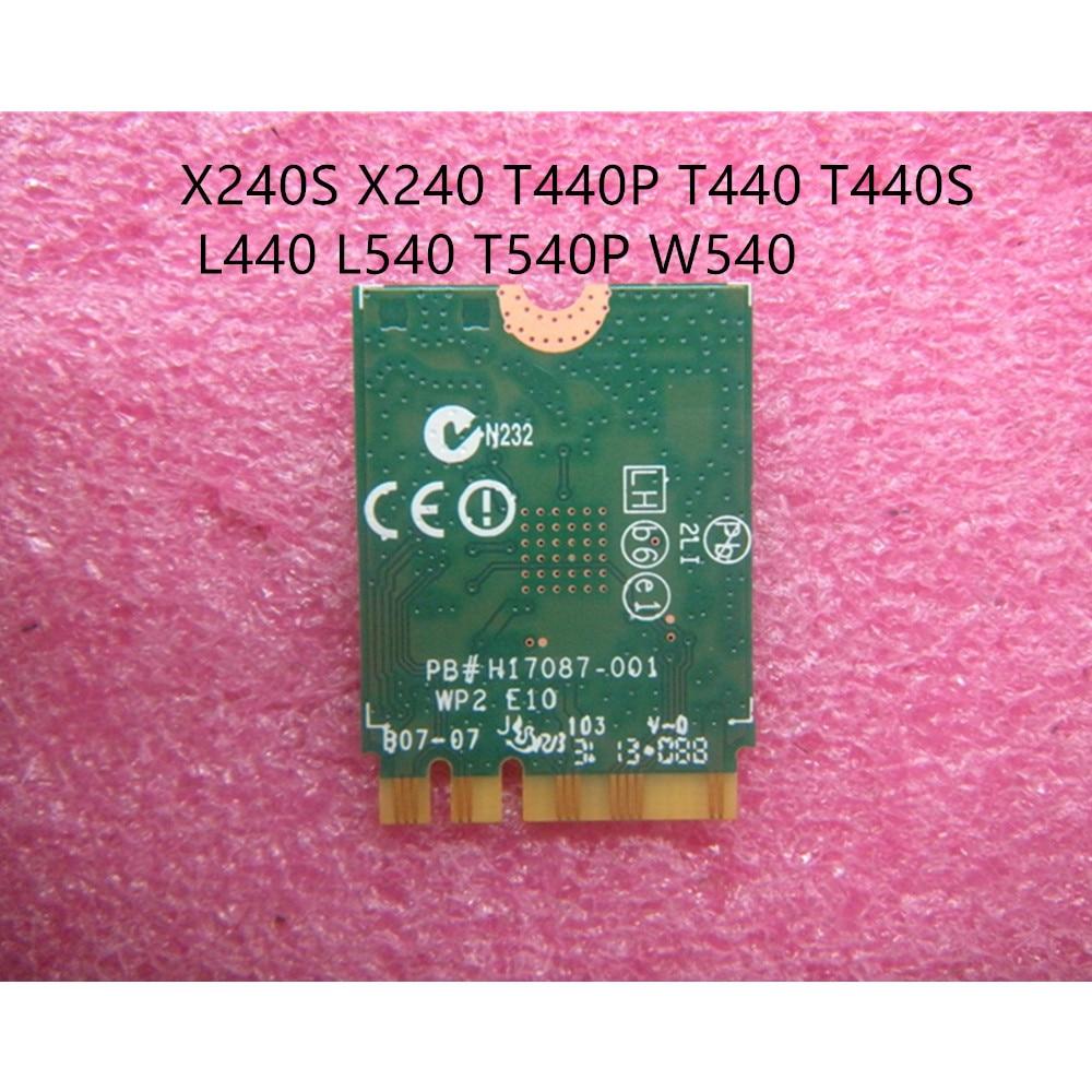 Nuevo para Lenovo Thinkpad FRU 04X6007 Intel 7260NGW 7260ac 7260 ac 2,4/5G BT4.0 X240S X240 T440P T440 T440S L440 L540 T540P W540