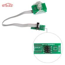 8PIN OEM FEM-BDC 95128/95256 Chip Anti-theft Data Reading Adapter for Work with VVDI Prog/Orange5/CG Pro 9S12