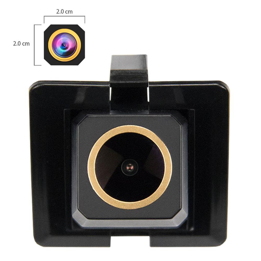 HD 1280x720p Goldene Ansicht Backup Kamera für Toyota 4runner Fortuner Land Cruiser Prado 120 150 2700 4000 LC150