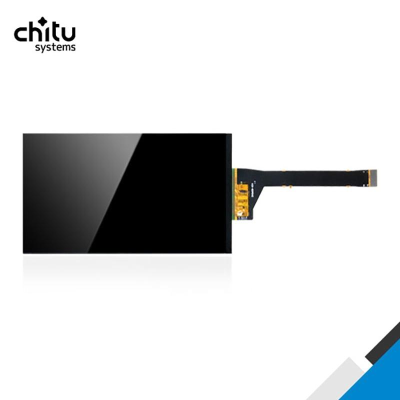 شاشة شيتو 1620x2560 DXQ608-X04 6 بوصة 2k أحادية شاشة LCD ل Elegoo المريخ 2 برو/Voxelab بروكسيما